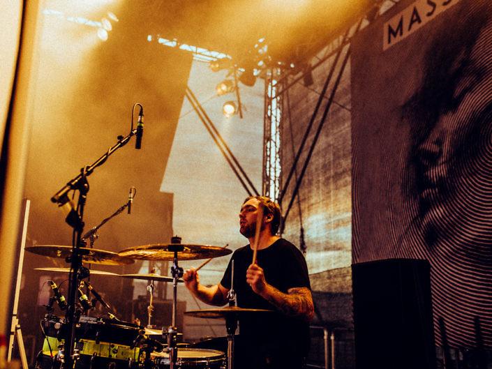 Massendefekt - Hütte Rockt Festival 2017