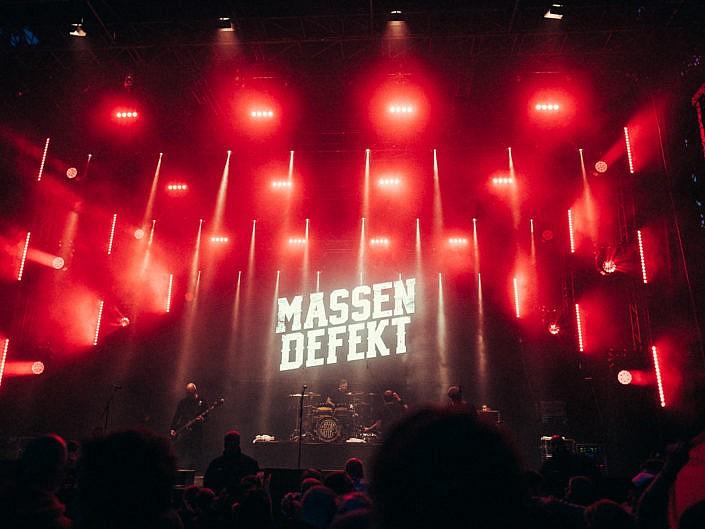 Massendefekt - Tollrock Festival